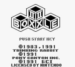 Boxxle 2 Game Boy 01