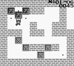 Boxxle 2 Game Boy 20
