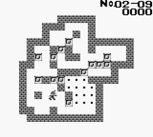 Boxxle 2 Game Boy 45