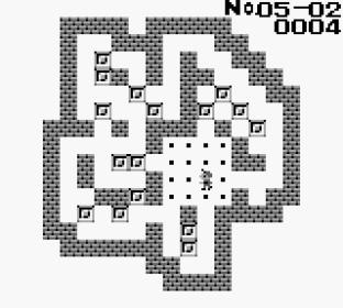 Boxxle 2 Game Boy 56