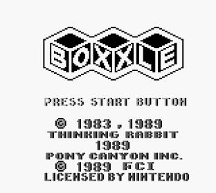 Boxxle Game Boy 01