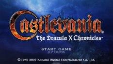 Castlevania The Dracula X Chronicles PSP 001