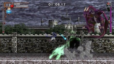 Castlevania The Dracula X Chronicles PSP 111