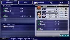 Crisis Core - Final Fantasy 7 PSP 050