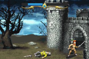 Defender of the Crown GBA 56