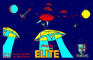 Elite Amstrad CPC 01