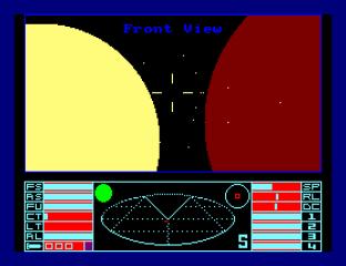 Elite Amstrad CPC 64