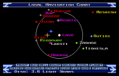 Elite Atari ST 11
