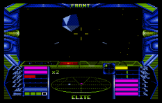 Elite Atari ST 21