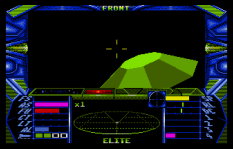 Elite Atari ST 32