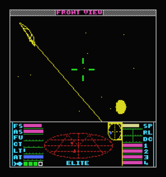 Elite MSX 39