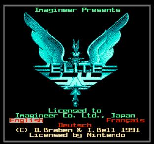 Elite NES 01