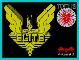 Elite ZX Spectrum 01