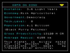 Elite ZX Spectrum 22