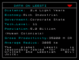 Elite ZX Spectrum 28