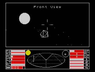 Elite ZX Spectrum 34