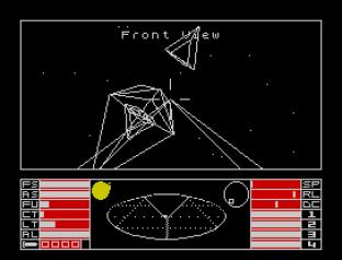 Elite ZX Spectrum 45