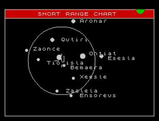 Elite ZX Spectrum 64