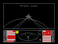 Elite ZX Spectrum 76