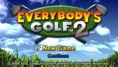 Everybody's Golf Portable 2 PSP 001