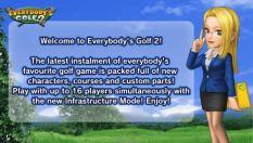 Everybody's Golf Portable 2 PSP 007