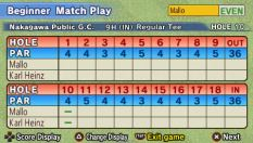 Everybody's Golf Portable 2 PSP 019
