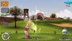 Everybody's Golf Portable 2 PSP 080