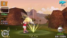 Everybody's Golf Portable 2 PSP 092