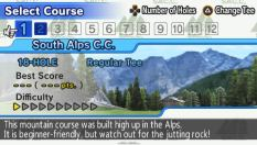Everybody's Golf Portable 2 PSP 101