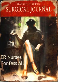 F4Mags MSJ ER Nurses Confess All