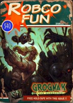 F4Mags RF Grognak The Barbarian