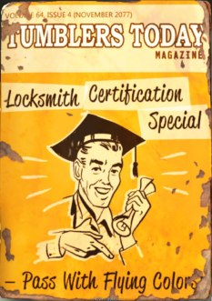 F4Mags TUMB Locksmith Certification Special
