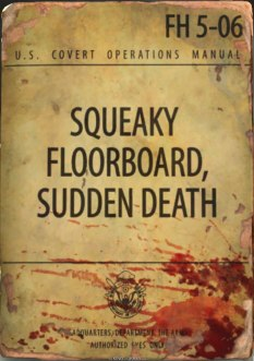 F4Mags USCOM Squeaky Floorboard Sudden Death