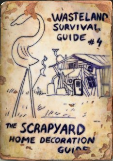 F4Mags WSG The Scrapyard Home Decoration Guide