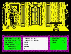 Heavy On The Magick ZX Spectrum 10
