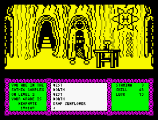 Heavy On The Magick ZX Spectrum 12