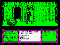 Heavy On The Magick ZX Spectrum 21