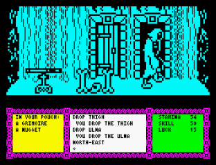 Heavy On The Magick ZX Spectrum 31