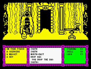 Heavy On The Magick ZX Spectrum 42