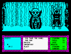 Heavy On The Magick ZX Spectrum 44