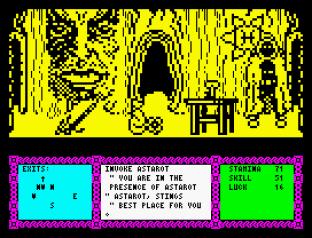 Heavy On The Magick ZX Spectrum 53