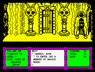 Heavy On The Magick ZX Spectrum 56