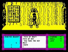 Heavy On The Magick ZX Spectrum 60
