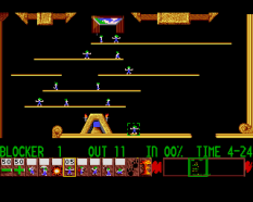 Lemmings Archimedes 11