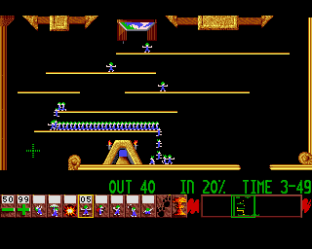 Lemmings Archimedes 12
