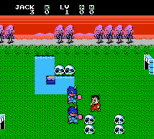 Little Ninja Brothers NES 017