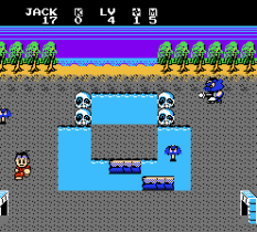 Little Ninja Brothers NES 066