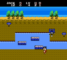 Little Ninja Brothers NES 088