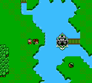 Little Ninja Brothers NES 097