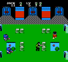 Little Ninja Brothers NES 110